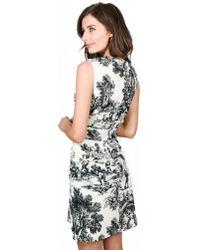 Essentiel - Antwerp Obtund Sleeveless Dress - Lyst