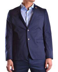 MICHAEL Michael Kors Blazer In - Blue