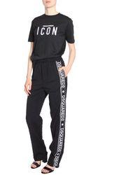 DSquared² Jogging Trousers - Black
