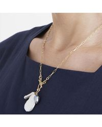 Alison Fern Jewellery - Camille Necklace - Lyst