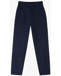 Lily and Lionel Edie Trousers Navy - Blue