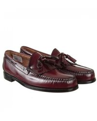 G.H.BASS Weejuns Layton Kiltie Loafer - Multicolor