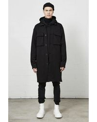 Thom Krom Thom/krom Aw21 M Sj 513 Jacket - Black