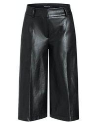 Cambio Camilla Trousers 6305 099 - Black