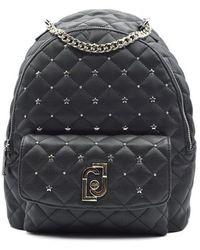 Liu Jo M Backpack - Black