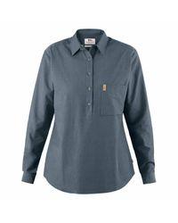 Fjallraven Fjallraven Kiruna Lite Shirt Dusk - Grey