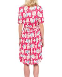 French Connection - Cari Meadow Dress - Lyst