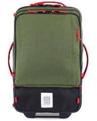 Topo Travel Bag Roller 44l Backpack Olive/olive - Green