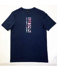 BOSS by Hugo Boss Teeonic T-shirt - Blue