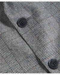 Hackett - Wool Saxony Glen Check Suit - Lyst