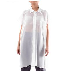 Maison Margiela Shirts Blouses Women White