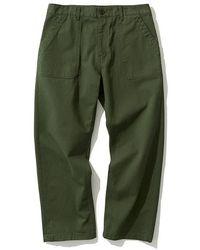 Uniform Bridge Fatigue Pants - Forest - Green