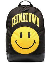 Chinatown Market Men's 270015 Black Polyester Backpack