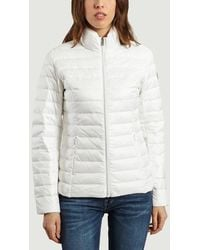 J.O.T.T - Cha Padded Jacket White Just Over The Top - Lyst