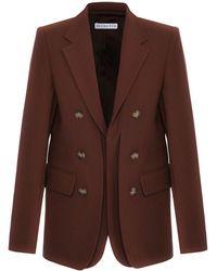 Rejina Pyo Darcy Brown Jacket