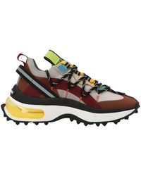 DSquared² Active Bubble Sneakers - Multicolor
