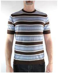 Jeordie's Jeordies - T-shirt Wrapped 350 Heavenly 75654 - Blue