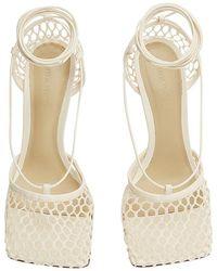 Bottega Veneta Stretch Sandals - Multicolor