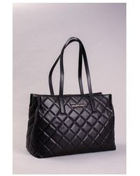 Valentino By Mario Valentino Ocarina Tote Bag Colour: Black