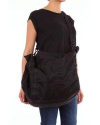 Paco Rabanne Duffel Bag In Black Colour