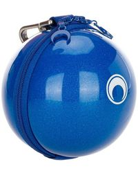 Marine Serre Micro Ball Bag - White