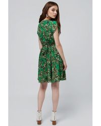 3388d80fcd4 Melita Baneberry Sweetheart Dress - Green