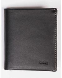 Bellroy Note Sleeve Rfid Wallet - Black
