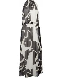 Great Plains - Ink Wash Maxi Dress - Lyst