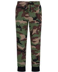 Ralph Lauren Cotton Sweatpants - Green