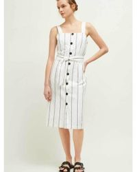 Great Plains - Santa Fe Stripe Dress - Lyst