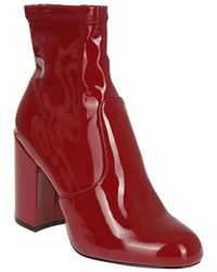 929ab097f Lyst - Steve Madden Boots In Red in Red