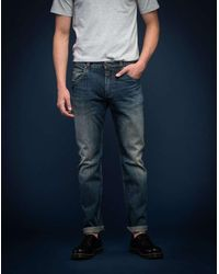 Lee Jeans Rider Slim Tackle L32 - Blue