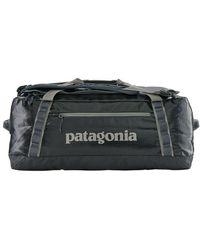 Patagonia Black Hole Duffel Bag 55l Smolder Blue