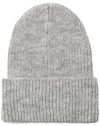 Becksöndergaard Beck Sondergaard Jadia Gray Beanie Hat