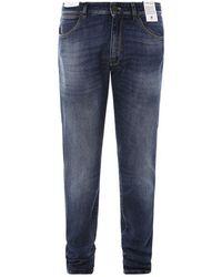 PT Torino Cotton Jeans - Blue