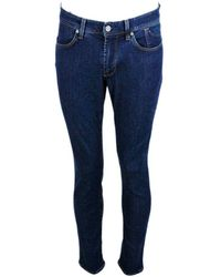 Jeckerson Pants Denim - Blue