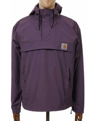 Carhartt Wip Nimbus Pullover Jacket - Provence Colour: Provence - Brown