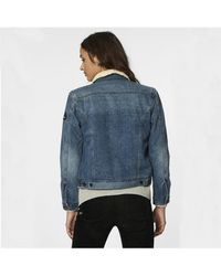 Joe's Jeans - Downtown Pocket Jacket - Lyst