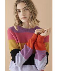Stine Goya - Magdalena Stripe Knit - Lyst