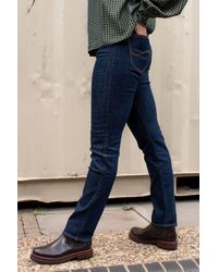 Lee Jeans Elly One Wash Jeans - Blue