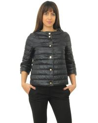 Herno Jacket In Black