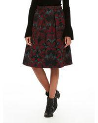 Maison Scotch Full Skirt - Multicolor