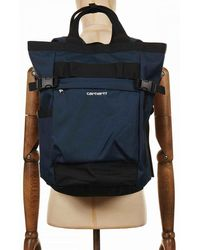 Carhartt Wip Payton Carrier Backpack - Admiral Colour: Admiral - Blue