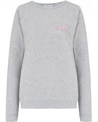 Maison Labiche Oh La La Sweater - Gray