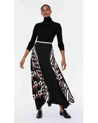 Diane von Furstenberg Dvf Reece Skirt - Black