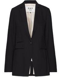 Day Birger et Mikkelsen Day Classic Gabardine Blazer - Black