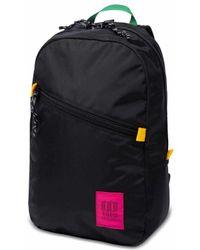 Topo Light Pack Backpack Black / Black