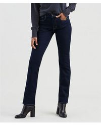 Levi's Levi's 724 High Rise Straight - To The Nines 18883-0015 - Black
