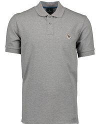 Paul Smith - Zebra Regular Fit Polo Shirt - Lyst