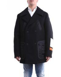 Heron Preston Outerwear Long - Black